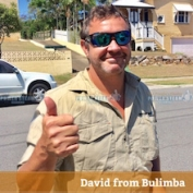 David from Bulimba (Brisbane)