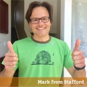 Mark from Stafford Brisbane
