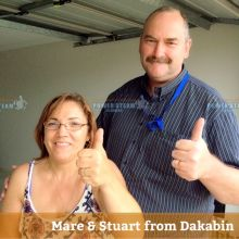 Thank You Mare And Stuart From Dakabin For Your Bond Cleaning Photo Review