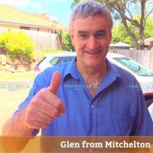 Thank You Glen From Mitchelton For His Carpet Cleaning Review.