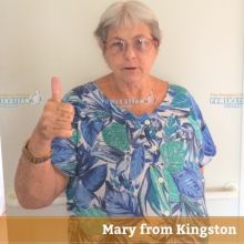 Thank You Mary From Kingston For Carpet Cleaning Review