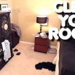 HOW TO CLEAN YOUR ROOM FAST.