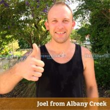 Thank You Joel From Albany Creek For Carpet Cleaning Review