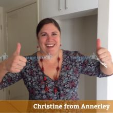 ★★★★★ Thank you Christine from Annerley (Brisbane) for Carpet Cleaning review.