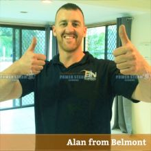 Thank you Alan from Belmont (Brisbane) for Bond Cleaning and Pest Control review