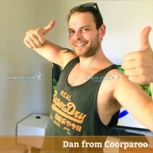 Thank You Dan From Brisbane For Pest Control Review