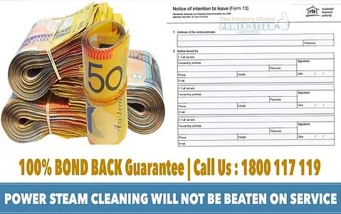 Bond Cleaning Brisbane, 100% bond back guarantee