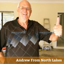 Thank you Andrew from Brisbane (North Lakes) for Carpet Cleaning review