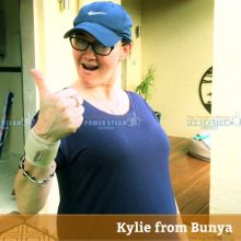 Thank You Kylie From Bunya (Brisbane) For Carpet Cleaning Review