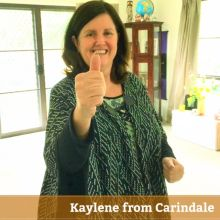Thank You Kaylene From Carindale (Brisbane) For Carpet Cleaning Review