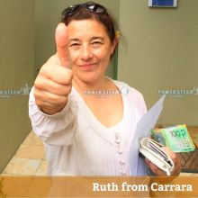 Thank You Ruth From Carrara For Bond Cleaning Review