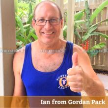 Thank You Ian From Gordan Park For Carpet And Upholstery Cleaning Review
