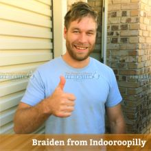 Thank You Braiden From Indooroopilly (Brisbane) For Carpet Cleaning Review.