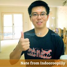 Thank You Nate From Indooroopilly For Carpet Cleaning Review