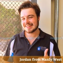 Thank You Jordan From Manly West For Carpet Cleaning Review