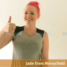 Thank You Jade From Morayfield (Brisbane) For Bond Cleaning Review