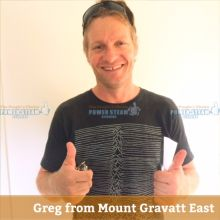 Thank you Greg from Mount Gravatt East for Bond and Carpet Cleaning review