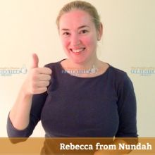Thank You Rebecca From Nundah For Carpet Cleaning Review