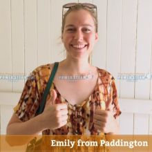 Thank You Emily From Paddington (Brisbane) For Carpet Cleaning Review