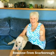 Thank You Rosanne From Scarborough (Brisbane) For Carpet Cleaning Review