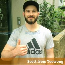 Thank You Scott From Toowong (Brisbane) For Upholstery Cleaning Review