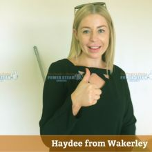 Thank You Haydee From Wakerley (Brisbane) For Carpet, Bond Cleaning Review.