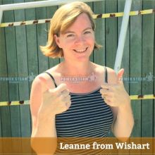 Thank you Leanne from Wishart for Carpet Cleaning review