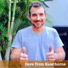 Dave From Hawthorne.