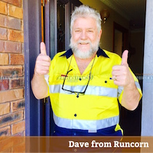 Runcorn (Brisbane) Carpet Cleaning Video Review (Dave)