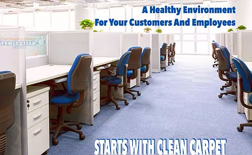 COMMERCIAL CARPET CLEANING BRISBANE - Power Steam Cleaning Brisbane