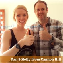 Thank Both Dan And Holly For Taking The Time To Say A Few Words On Their Video Review