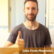 Thank You John From Moorooka For Bond Cleaning Photo Review