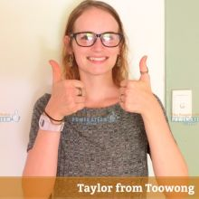 Thank You Taylor From Toowong For Her Bond Cleaning And Carpet Cleaning Review.
