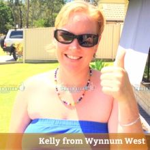 Thank You Kelly From Wynnum West For Your Review.