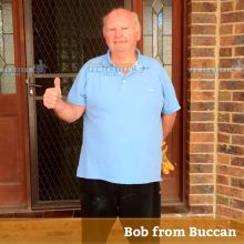 Power Steam Cleaning Customer Review From Buccan | Bond Cleaning Brisbane