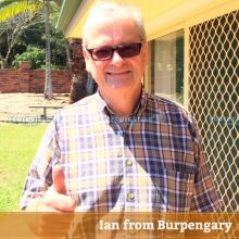 Thank You Ian From Burpengary For Your Carpet Cleaning Photo Review