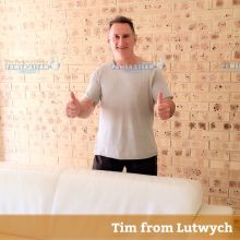 Power Steam Cleaning Customer Video Review from Lutwyche | Leather Cleaning Brisbane.