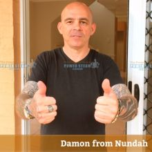 Thank You Damon From Nundah For Bond And Carpet Cleaning Review