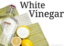 VINEGAR- THE NATURAL CLEANING SOLUTION