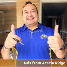 Thank You Luis From Acacia Ridge For Carpet Cleaning Review