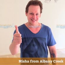 Thank You Misha From Albany Creek For Carpet Cleaning Review