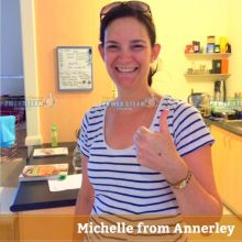Thank You Michelle From Annerley For Carpet, Upholstery Cleaning And Pest Control Review