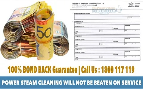Bond Cleaning Brisbane, 100% bond back guarantee