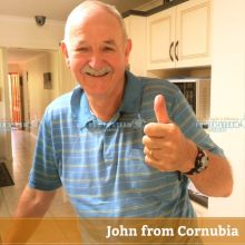 Thank You John From Brisbane (Cornubia) For Carpet Cleaning Review