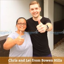 Thank You Chris And Lei From Brisbane For Rug And Mattress Cleaning Review
