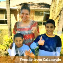 Thank You Yvonne From Calamvale (Brisbane) For Carpet Cleaning Review