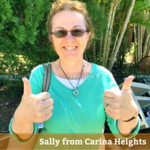 Thank You Sally From Carina Heights (Brisbane) For Carpet Cleaning Review