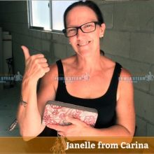 Thank You Janelle From Carina For Upholstery Cleaning Review