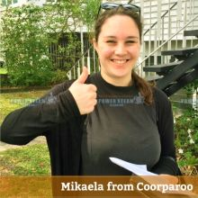 ★★★★★ Thank You Mikaela From Coorparoo (Brisbane) For Carpet Cleaning Review.