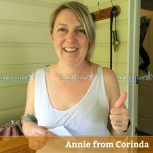 Thank You Annie From Corinda (Brisbane) For Carpet Cleaning Review